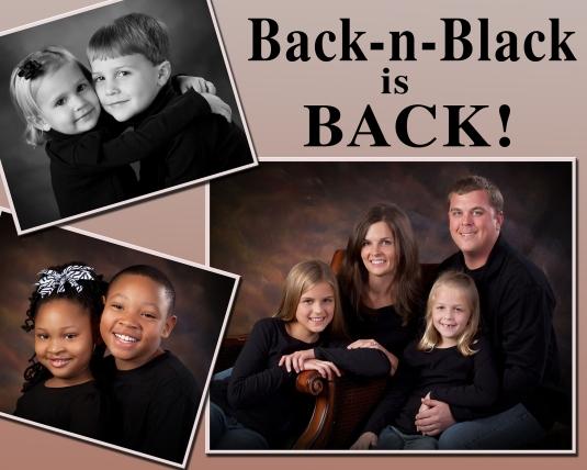 back n black